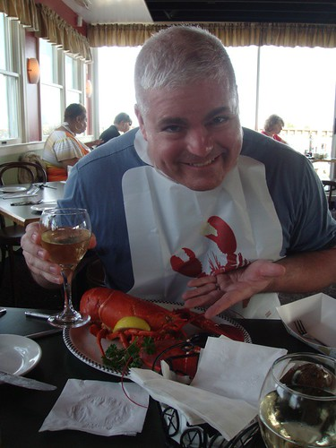 At the Lobster Pot