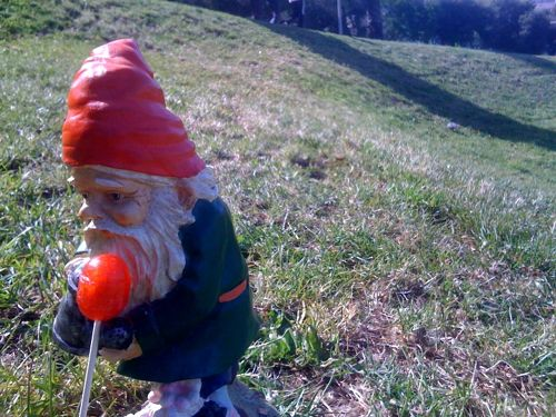 Have you met my Gnome, Chomsky?