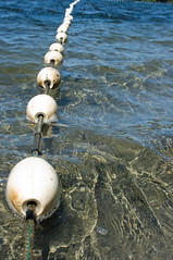 Buoys (G Dean) Tags: lake water buoy buoyant