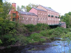 Keathbank Mill (fingeronthebutton) Tags: old mill scotland industrial perthshire oldmill blairgowrie keathbankmill keathbank keithbank keithbankmill
