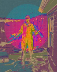 Man with planes_xFx1 (pha10019) Tags: delete10 delete9 delete5 delete2 delete6 delete7 delete8 delete3 delete delete4 save save2 philippearpels