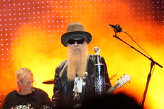 ZZ Top 2 (Lars Chrisn) Tags: top 09 zz jellingfestival