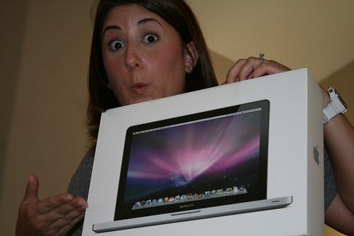 I'm a Mac.