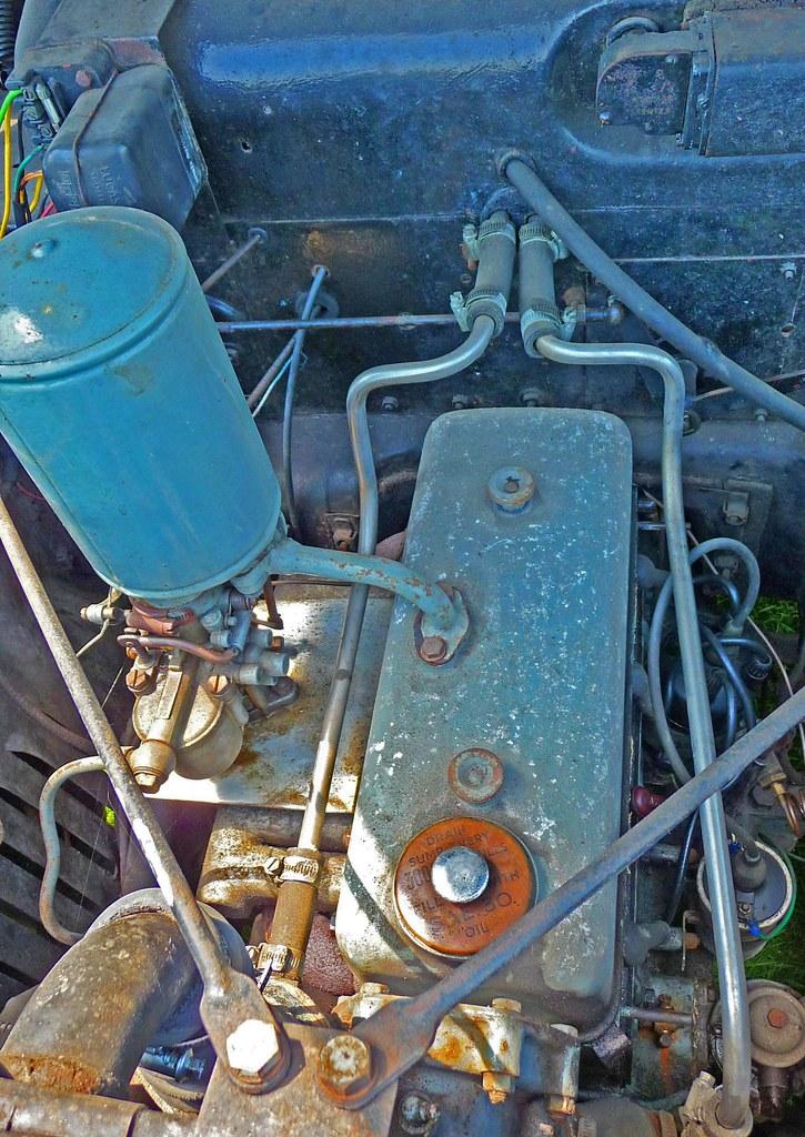 Lanchester LD10 engine