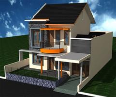 Renovasi Rumah Minimalis di Pesona Khayangan Depok by Indograha  Arsitama Desain & Build