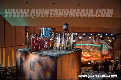 joe buck live show premiere