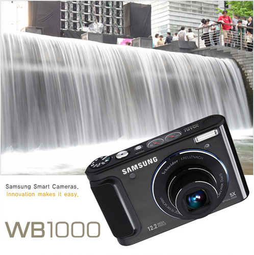 SAMSUNG DIGITAL IMAGING WB1000 - Review by NOTEFORUM