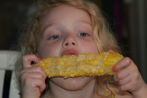 Grace and the Corn