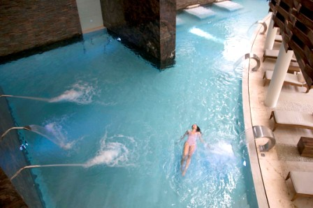Hydrotherapy Spa Treatments for women