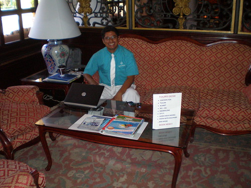 Luis from Lomas travel