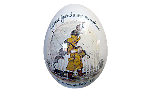 Holly Hobbie Egg