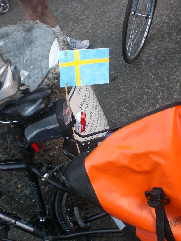 Short Shorts Scandinavian Pride Ride