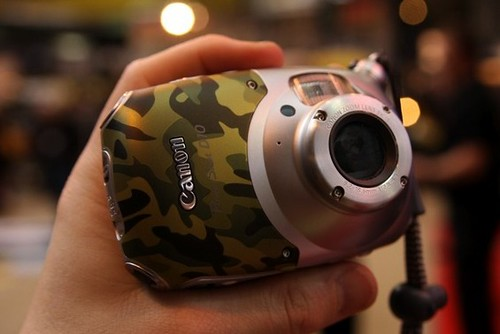 Canon PowerShot D10   The Adventure Camera