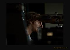 Drummer (Chris Barclay) Tags: band drummer shameless kirkby