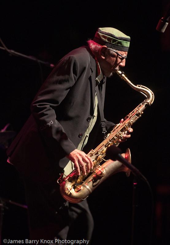 Charles Lloyd New Quartet 02