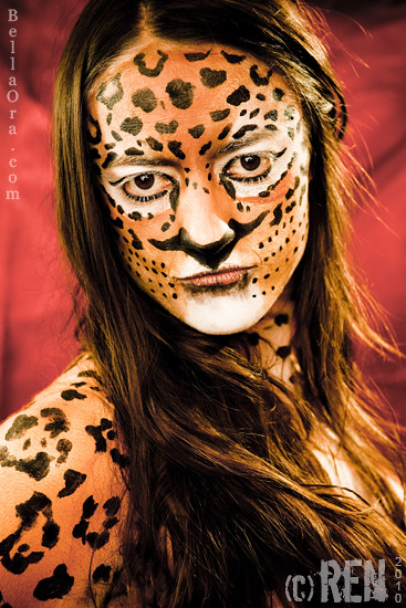 Jaguar Body Paint photo