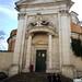 Sant'Andrea al Quirinale Exterior and an angle