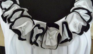 roses dress tshirt fabric upcycled updatepicnik