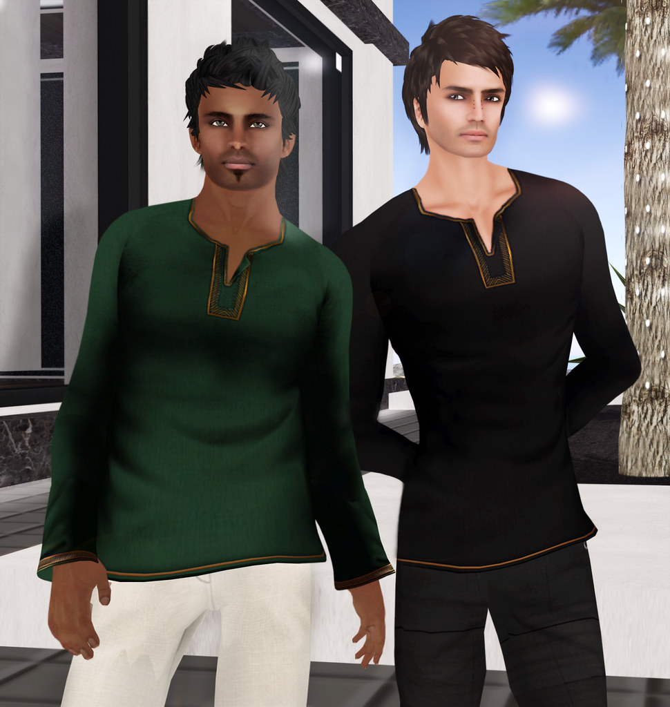 Male Fashion - Catero & Rogan