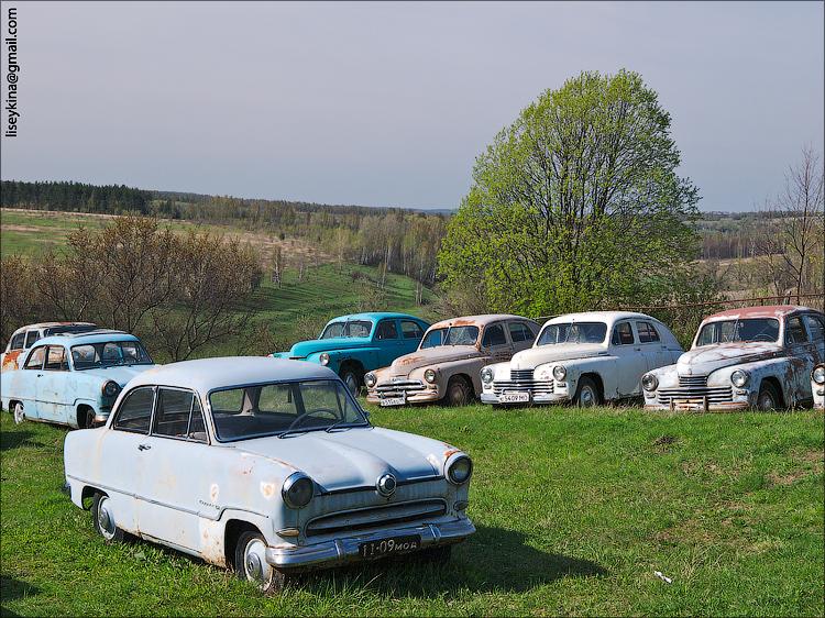 Форд Таунус 12М