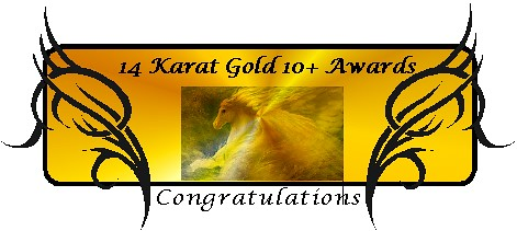 14 Karart Gold 10+ Award Take 2
