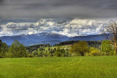 0181 Silver Star Mountain seen from Salmon Falls Road