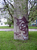 character (mrzero) Tags: street urban streetart art effects graffiti character poland colored jam eco zero szczecin cfs mrzero