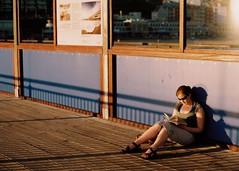 Sunset Reading