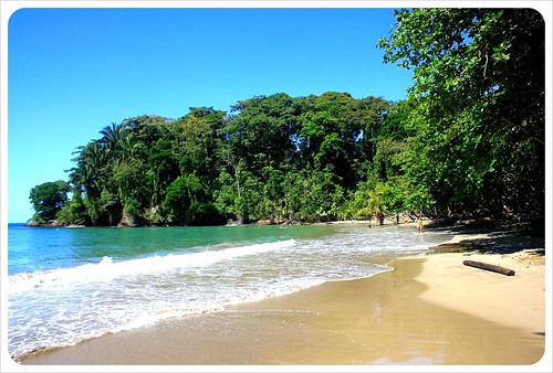 Punta Uva beach Costa Rica
