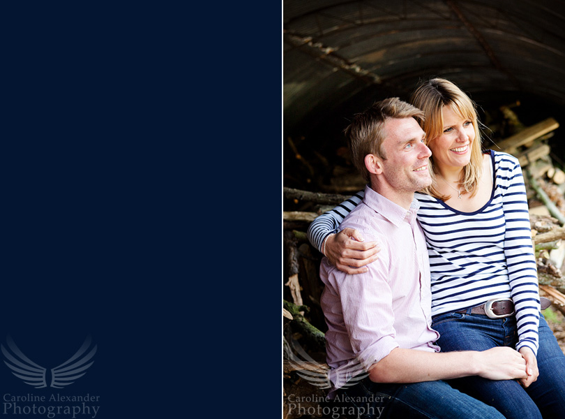 Gloucestershire Wedding Photographer 17 woodshed