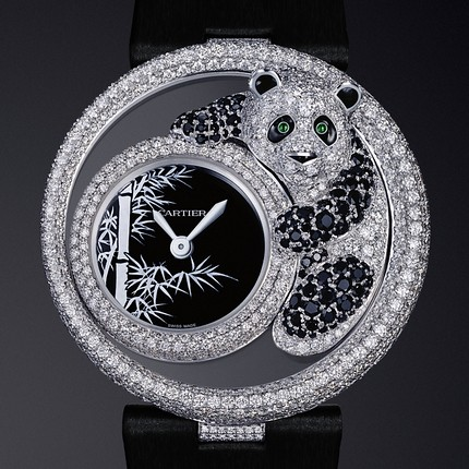 Cartier Watch (hint...my birthday is coming up soon!)  :)