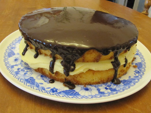 Boston Cream pie, wicked