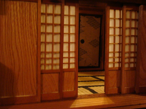 japanese dollhouse project main room