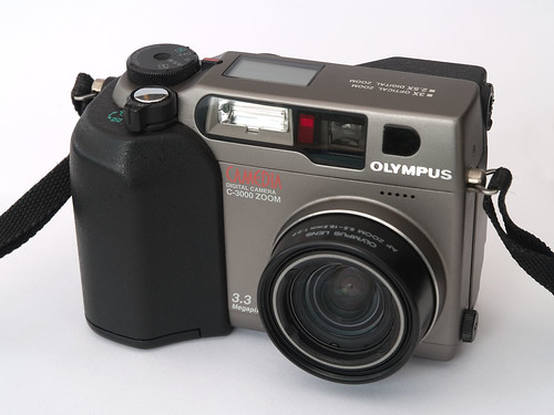 Olympus C-3000 Zoom - Camera-wiki org - The free camera