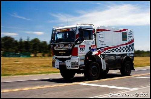 Dakar 2009 - Argentina / Chile