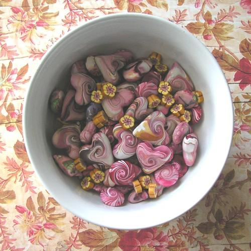 Bowl of Pink Stuff