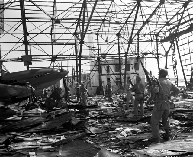 Korean War - 111-SC-349036 Kimpo  Air Field by US Army Korea - IMCOM
