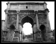 L\'Arco di Settimio Severo Photo
