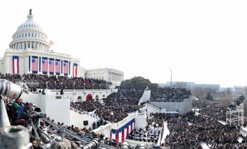 Inauguration Photo © 2009 David Bergman