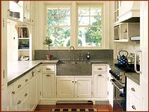 U Shaped Kitchen Layout Ideas | Kitchen Layout & Decor Ideas