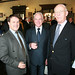 David Boyd, Alan Ditty and Ken Wheeler attend the Ulster Reform Club.
