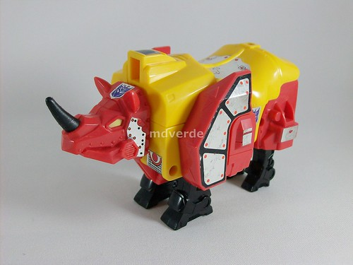 Transformers Headstrong G1 - modo alterno (by mdverde)