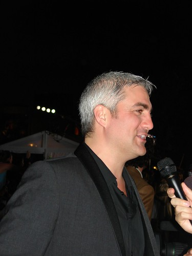 Taylor Hicks. Photo by Mark Goldhaber.