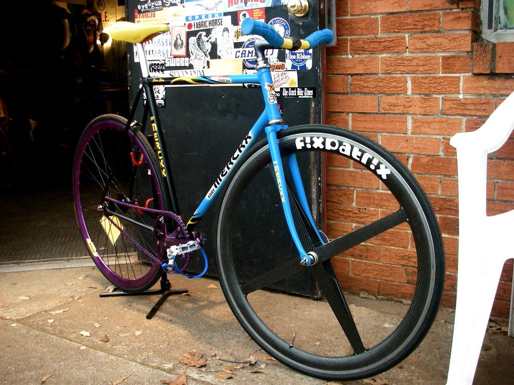 Sharif's Merckx