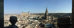 Toledo, Spain (redgeckoTO) Tags: panorama architecture spain toledo