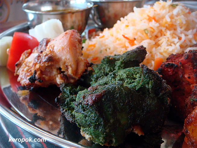 Chicken Tikka Set