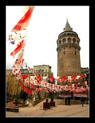 Galata Tower (raspu) Tags: tower torre türkiye olympus istanbul türkei istambul turkije ih elecciones estambul galata tyrkiet turchia turkki genoveses turkiet tyrkia 1442 raspu tyrkland e410 istanbullovers benoglu