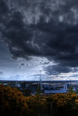 Over The Edge (Mortarman101) Tags: sky plant clouds industrial factory hdr ici runcorn halton ineoschlor