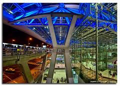 Concrete≡Steel≡Glass (DanielKHC) Tags: digital thailand interestingness high airport nikon dynamic bangkok fisheye explore range fp frontpage dri hdr blending d300 dynamicrangeincrease nikkor105mm suvarnabhumi danielcheong danielkhc