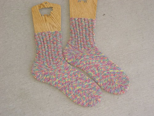 Toe up Bamboo Socks